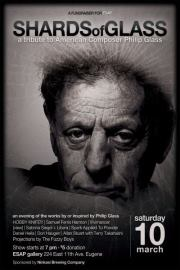 Shattered Glass: tribute to the music of Philip Glass